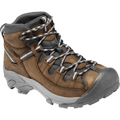 Keen Mens Targhee II Mid Hiking Shoes Image