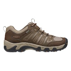 Keen Men's Oakridge Waterproof Trail Shoes Image