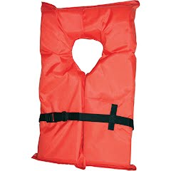 Kent Watersports Type II Adult Life Jacket Image