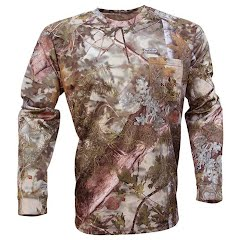 King's Camo Men's Hunter Series Long Sleeve T-Shirt (Extended Sizes) Image