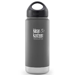 Klean Kanteen 16oz Wide Vacuum Insulated Water Bottle Image