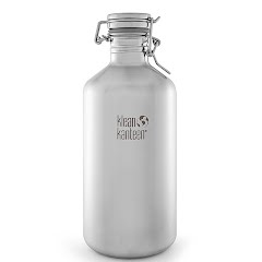 Klean Kanteen 64oz Classic Growler with Swing Lok Image