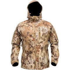 Kryptek Apparel Men's Koldo Rain Jacket (Extended Sizes) Image