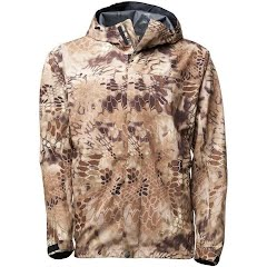 Kryptek Apparel Men's Jupiter Rain Jacket (Extended Sizes) Image