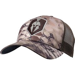 Kryptek Apparel Men's Spartan Patch Trucker Hat Image