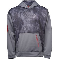Kryptek Apparel Men's Triad Hoodie (Extended Sizes) Image