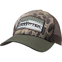 Kryptek Apparel Men's USA Warrior Hat Image