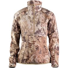 Kryptek Apparel Women's Thea 1/2 Zip Image