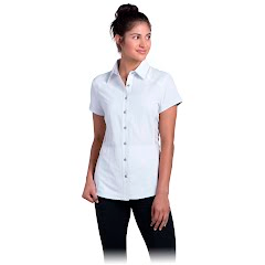 Kuhl Women's Wunderer Short Sleeve Shirt Image