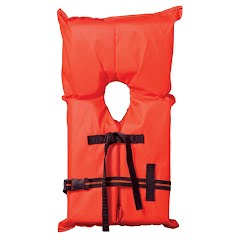 Kent Watersports Youth Children Type II Life Jacket (4230-4250) Image