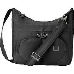 Lewis N. Clark Secura RFID-Blocking Anti-Theft Satchel Image