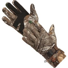 Manzella Men`s Tracker Hunting Gloves Image