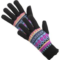 Manzella Women's Fairisle Gloves Image