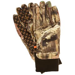 Manzella Mens Forester ST TouchTip Hunting Gloves Image