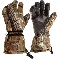 Manzella Mens Grizzly All Purpose Hunting Glove Image