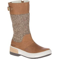 Merrell Women's Haven Tall Buckle Waterproof Boots Image