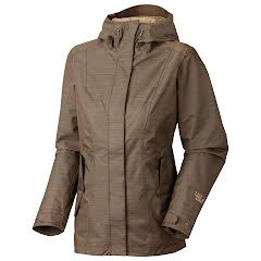 Mountain Hardwear Womens Genevara Jacket Image