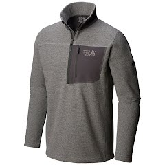 Mountain Hardwear Men's Toasty Twill Fleece 1/2 Zip Image