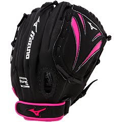 Mizuno Youth Prospect GPP1105F1 Fastpitch Utility Glove Image