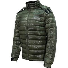 M T Mountaineering Men's 80/20 Down Jacket Image