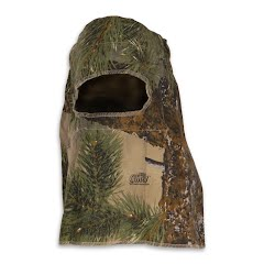 Montana Camo Ridge Ghost Camouflage 3/4 Facemask Image
