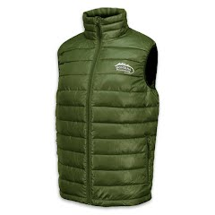 M T Mountaineering Men's Down Vest Image
