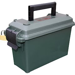 Mtm Case-gard 30 Cal Tall Ammo Can Image