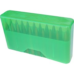 Mtm Case-gard 20 Round Slip Top Rifle Ammo Box (Large) Image