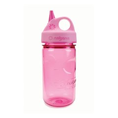 Nalgene Tritan Grip-n-Gulp 12 oz Water Bottle Image