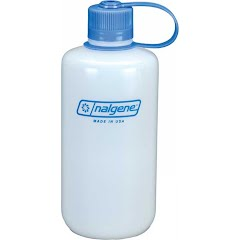 Nalgene Ultralight HDPE Narrow Mouth 32oz Water Bottle Image