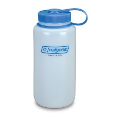 Nalgene Ultralight HDPE Wide Mouth 32oz Water Bottle Image