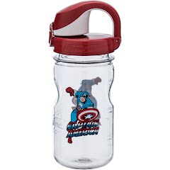 Nalgene Kids Marvel 12oz On The Fly Bottle Image