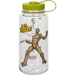 Nalgene Marvel Triton Wide Mouth 32oz Water Bottle Image