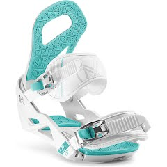 Nidecker Women's Ela Snowboard Bindings Image