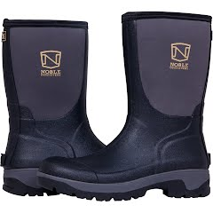 Noble Outfitters Men's MUDS Stay Cool Mid Boots Image