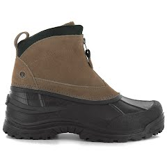 Northside Mens Mt Si Zip Front Winter Boots Image
