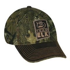 Outdoor Cap RMEF Team Elk Cap Image