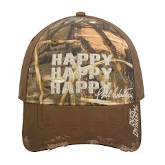 Outdoor Cap Men`s Duck Dynasty Happy Cap Image