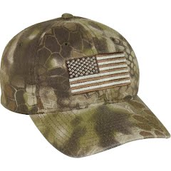 Outdoor Cap Men's Kryptek Flag Cap Image