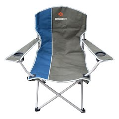 Outdoor Life Oversized Quad Chair Image