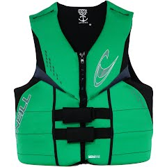 Oneill Men's Reactor 3 USCG Life Jacket Image