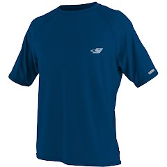 Oneill Men`s 24-7 Tech Short Sleeve Crew Rashguard Image