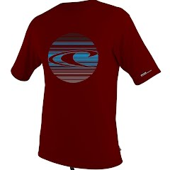 Oneill Youth Skins Short Sleeve Surf Rashguard Image