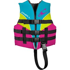 Oneill Child Superlite USCG PFD Vest Image