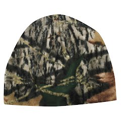 Outdoor Cap Reversible Fleece Beanie Image