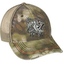 Outdoor Cap Men`s Bone Fish Cap Image