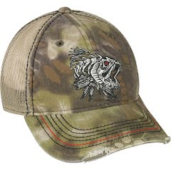 Outdoor Cap Men's Bone Fish Cap Image