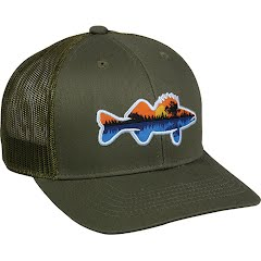 Outdoor Cap Men's Fishing Trucker Hat Image
