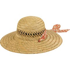 Outdoor Cap Women's Straw Garden Hat Image