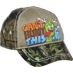 Outdoor Cap Toddler Can't Hunt This Cap Image